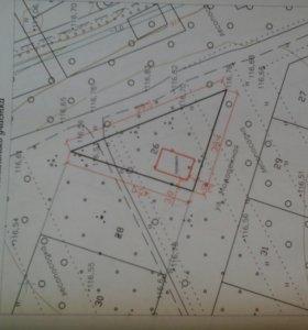 Земельный участок П.Ягодный