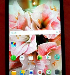 Планшет Samsung Galaxy Tab A6 диагональ 7 дюймов.