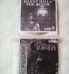 CD игры диски новые лицензионные отличного качеств