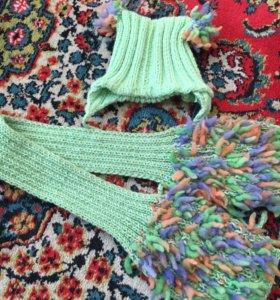 Шапочка и шарфик