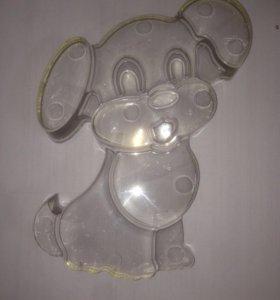 Прозрачная смола имитация стекла ( полиэфирная )