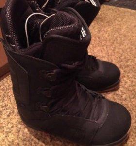 Ботинки сноубордические burton jeremy jones