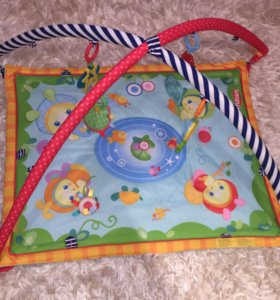 Развивающий коврик музыкальный + подарки