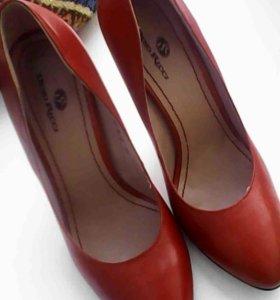 Новые туфли Dino Ricci 35 кожа
