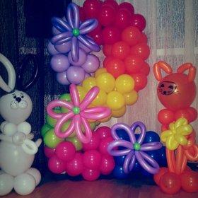 ♡Воздушные шарики с гелием ♡ !