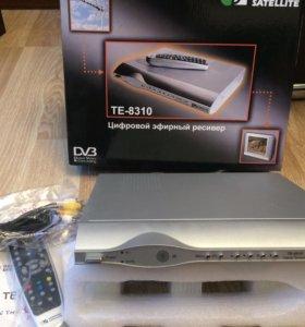 Цифровой эфирный ресивер ТЕ-8310