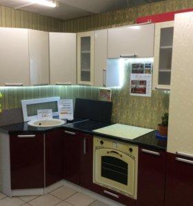 кухонный гарнитур 1200*2400
