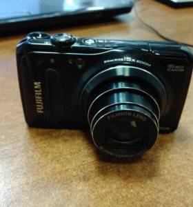 Canon f660exr 16mpx