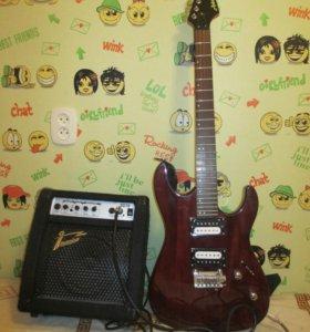 Продается гитара!