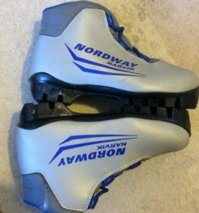 Ботинки , для беговых лыж