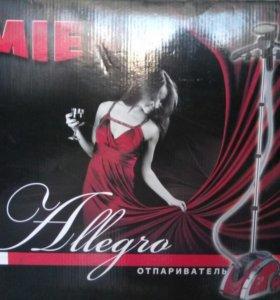 Отпариватель MIE Allegro новый