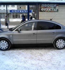 Volkswagen Passat 2002 г