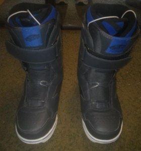 Ботинки Vans matlock (44) для сноуборда