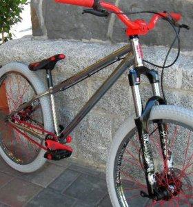 Велосипед norco 250 complete