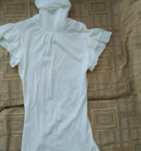 Блуза -водолазка
