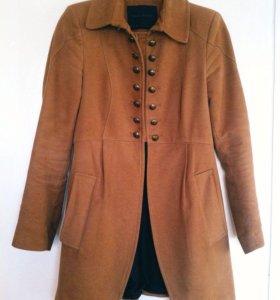 Пальто милитари Zara