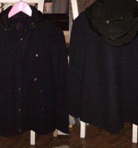 ZARA куртка-пальто