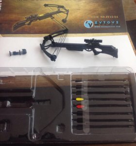 1/6 scale crossbow