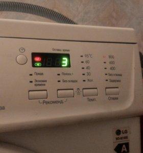 Продам стиральную машину LG 3.5кг