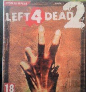 Left Dead на XBOX 360