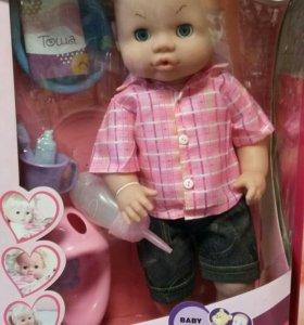 Кукла(baby toby)