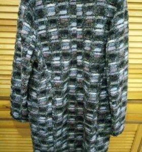 Пальто вязаное Apart