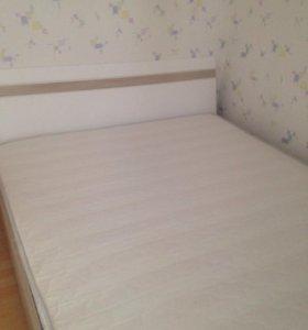 Кровать 2-з спалка