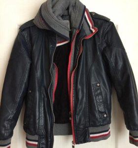Куртка ЭКО-кожа
