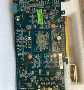 Гиговая Видеокарта gigabyte 460 gtx GV-N460OC-768I