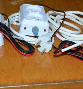Терморегулятор импульсный для инкубатора
