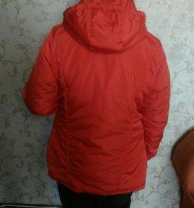 Куртка(осенняя)новая