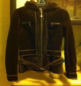 Новая Курточка из меха