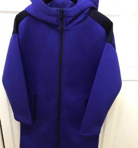 Новая куртка длинная