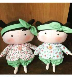 Текстильные сестрички