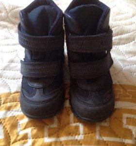 Весенние ботиночки MINIMEN