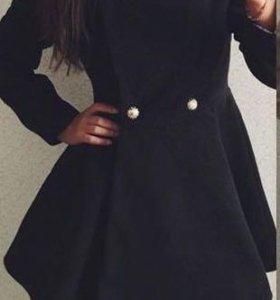 Пальто парижанка