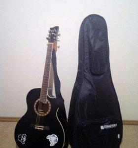 Электроаккустическая гитара