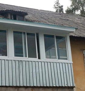 Окна , двери, остекление балконов
