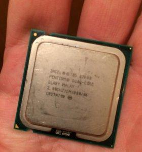 Процессор intel dual-core