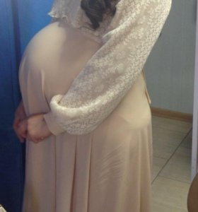 Платье на беременных