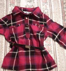 Рубашка турецкая 98