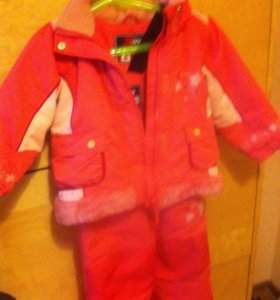 Курточка+комбинизон.