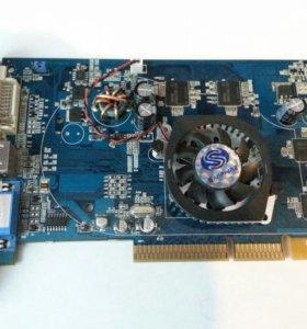 Видеокарта Sapphire Radeon 9550 256 Мб DDR2 AGP