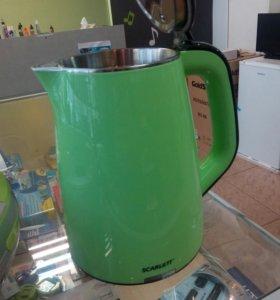 Чайник , новый