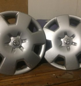 Колпаки на Toyota r15