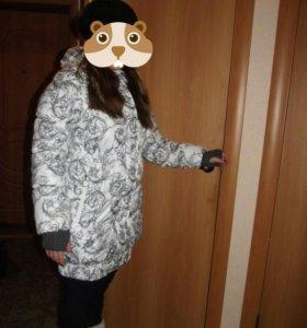 Зимняя Слинго-куртка(3в1)