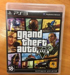 GTA V (5) для PS3