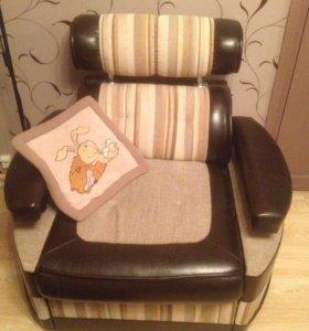 Кресло с ящиком для хранения
