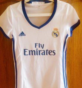 Женская футболка Реал Мадрид