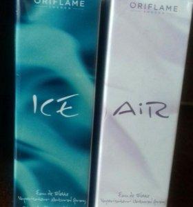 Духи Air Ice